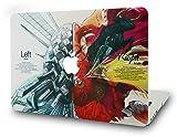 "KEC Laptop Case for MacBook Air 13"" Plastic Case"