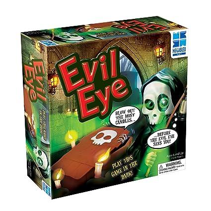 Amazon.com: Mal de ojo juego de mesa: Toys & Games