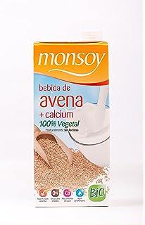 Pack 12 ud BEBIDA DE AVENA BIO ecológica 1 litro SORIA ...