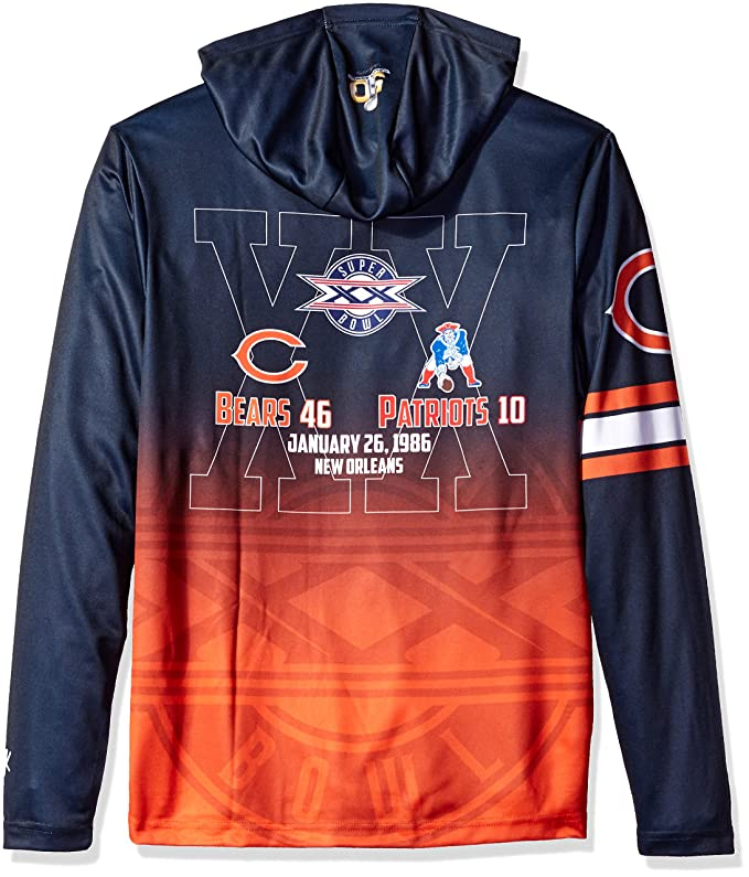 f2e022a6 Clothing, Shoes & Accessories Chicago Bears NFL Name & Number Bears ...