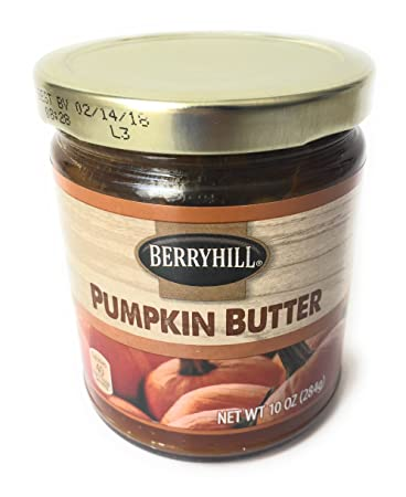 Pumpkin Butter - Berryhill 10 Oz
