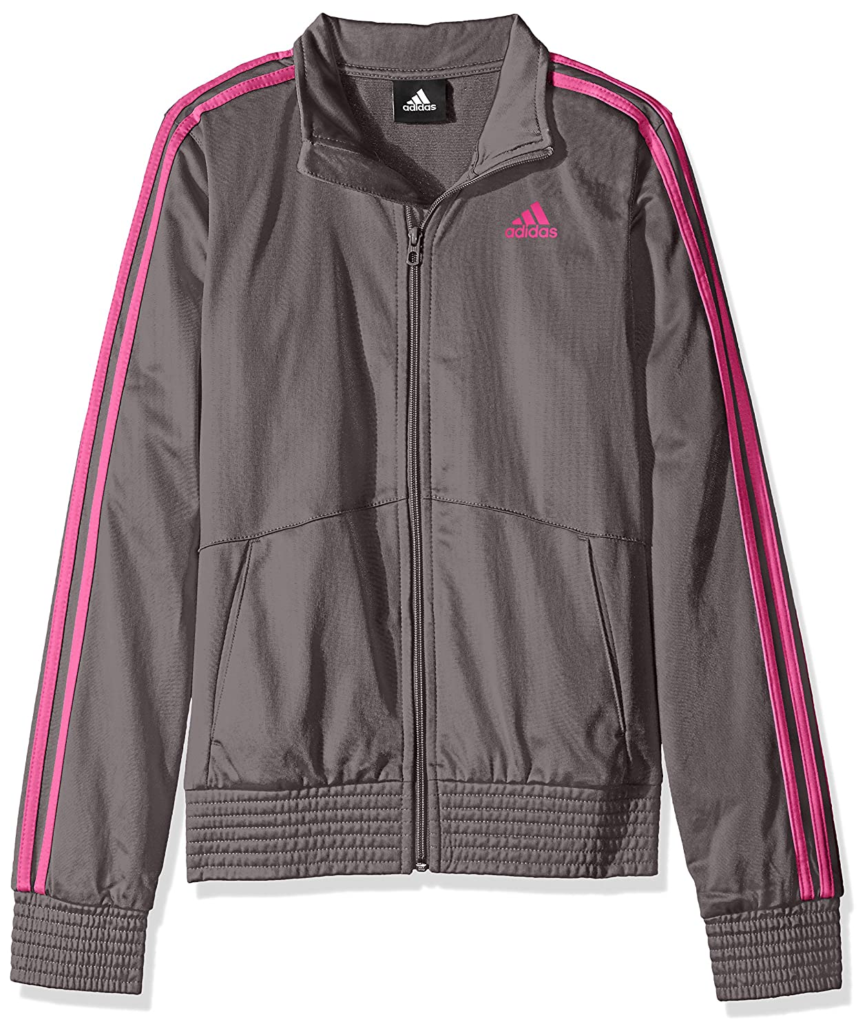 adidas Girls' Designator Track Jacket BAGA9HD9