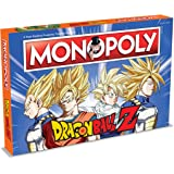 Winning Moves Dragon Ball Z Monopoly-Jeu de Société