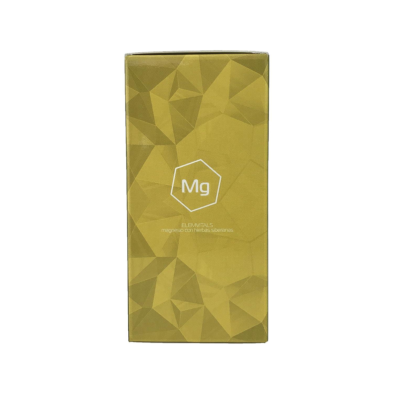 Amazon.com: ELEMVITALS Magnesium with Siberian Herbs (60CAP) (Vegetarian Cap): Health & Personal Care