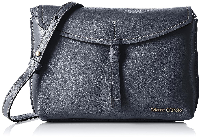 Marc O Polo Womens 70017340701105 Cross-Body Bag Blue Size  25x19x5 cm (B x  H x T)  Amazon.co.uk  Shoes   Bags 0e8bc8dffc933