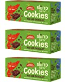Slurrp Farm Healthy Wholegrain Cookies, Ragi And Chocolate With Zero Transfat, Yummy Snack For Kids, 75g (Pack Of 3)