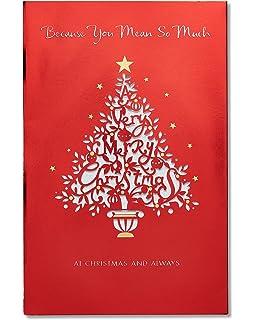 Amazon.com : Carlton Cards/ American Greetings Christmas Ornament ...