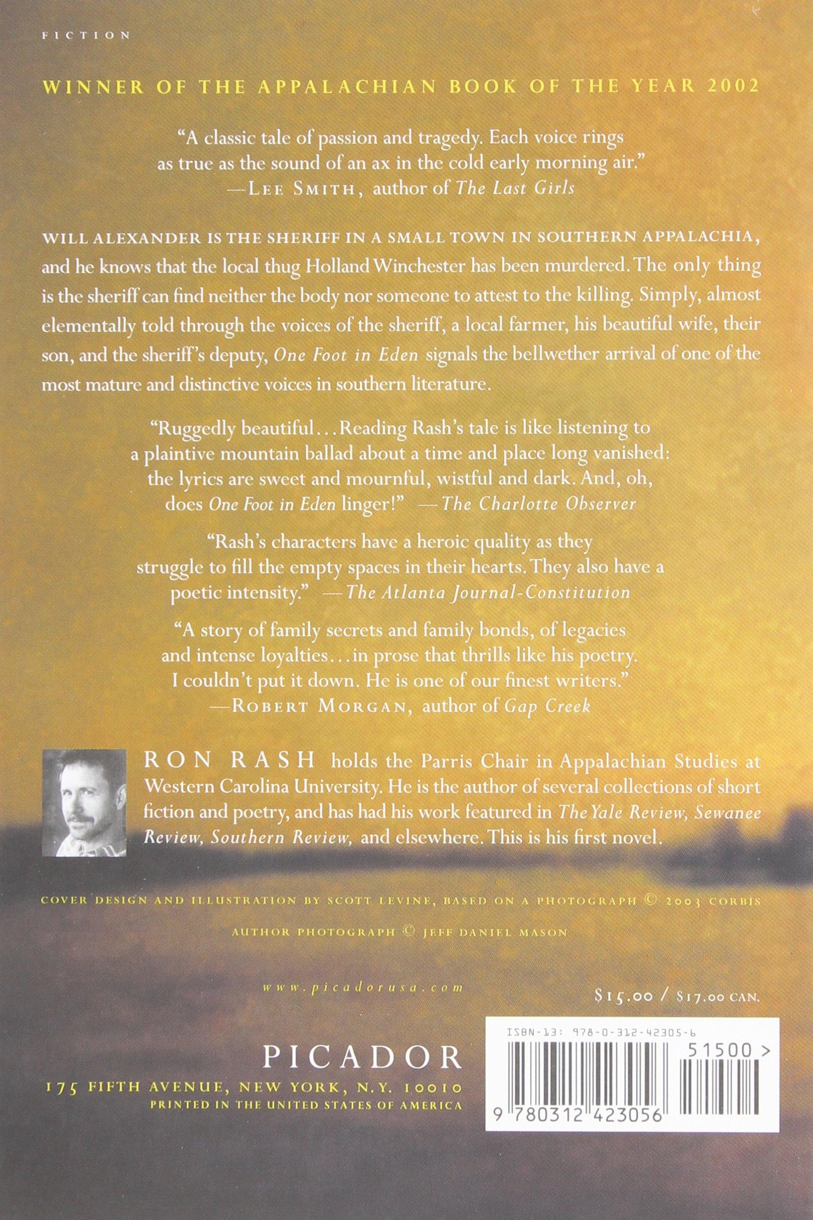 One Foot in Eden: Amazon.es: Rash, Ron: Libros en idiomas ...