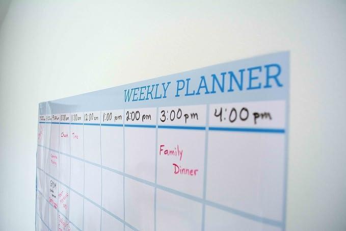 Kühlschrank Planer : Daily planner dry erase board u to do planer smart board und