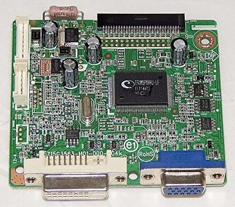 Amazon.com: ASUS 715G3563-M01-000-004K VB195 Monitor Main Board PCB ...