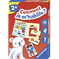 Ravensburger - 24031 - Jeu Educatif - Comment Je m'Habille