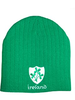 Sciarpa ricamata dell Irlanda Rugby  Amazon.it  Sport e tempo libero eef43a610f14