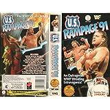 WWF - US Rampage 1991 [VHS]