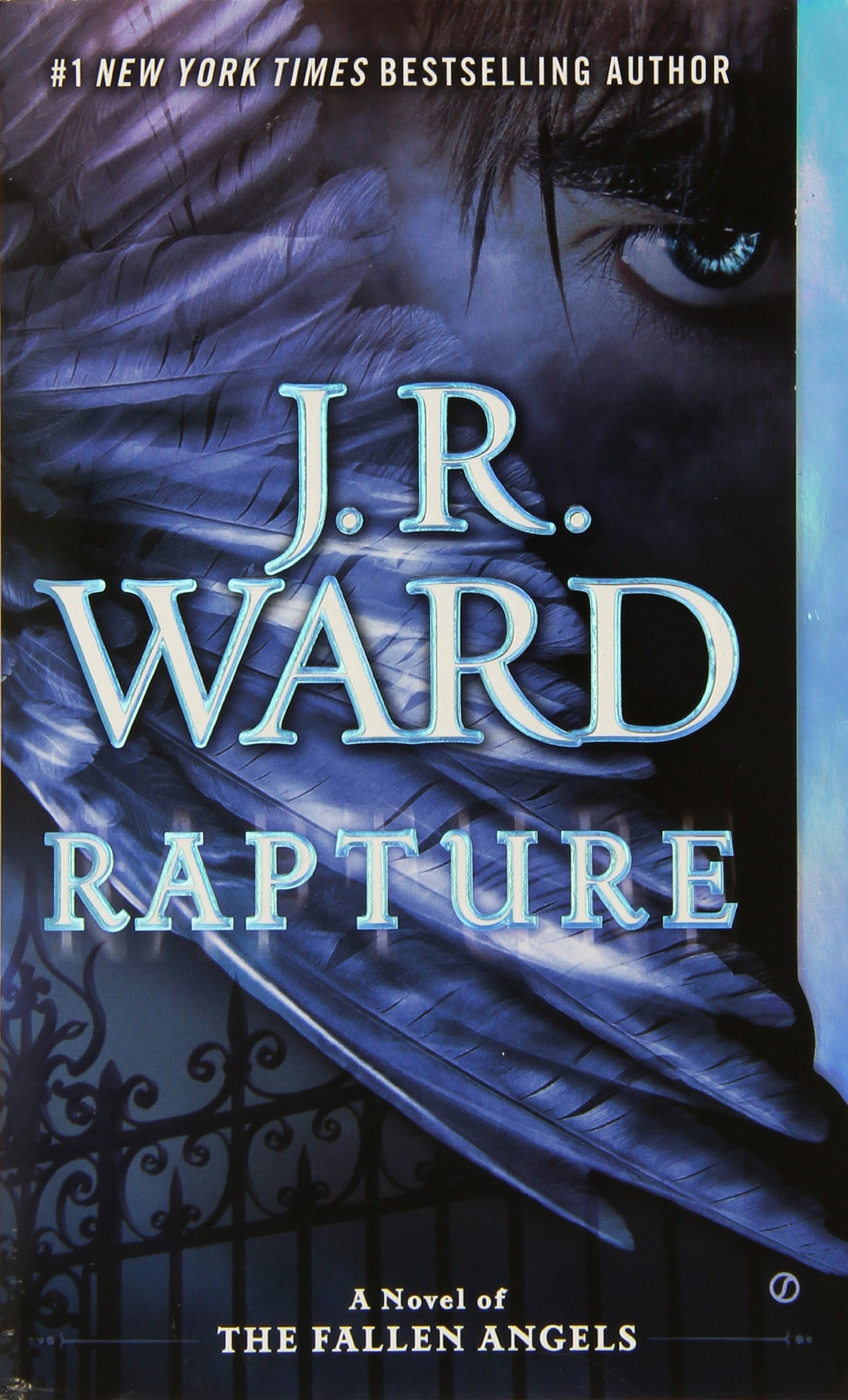 Amazon: Rapture (fallen Angels, Book 4) (9780451414793): Jr Ward:  Books