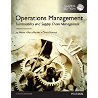 Operations Management: Sustainability and Supply Chain Management, eBook, Global Edition
