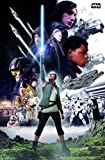 """Amazon Price History for:Trends International Wall Poster Star Wars Episode VIII the Last Jedi Group, 22.375"""" x 34"""""""