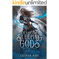 City of the Sleeping Gods: a Reverse Harem Fantasy Romance (Nighthelm Academy Book 1)