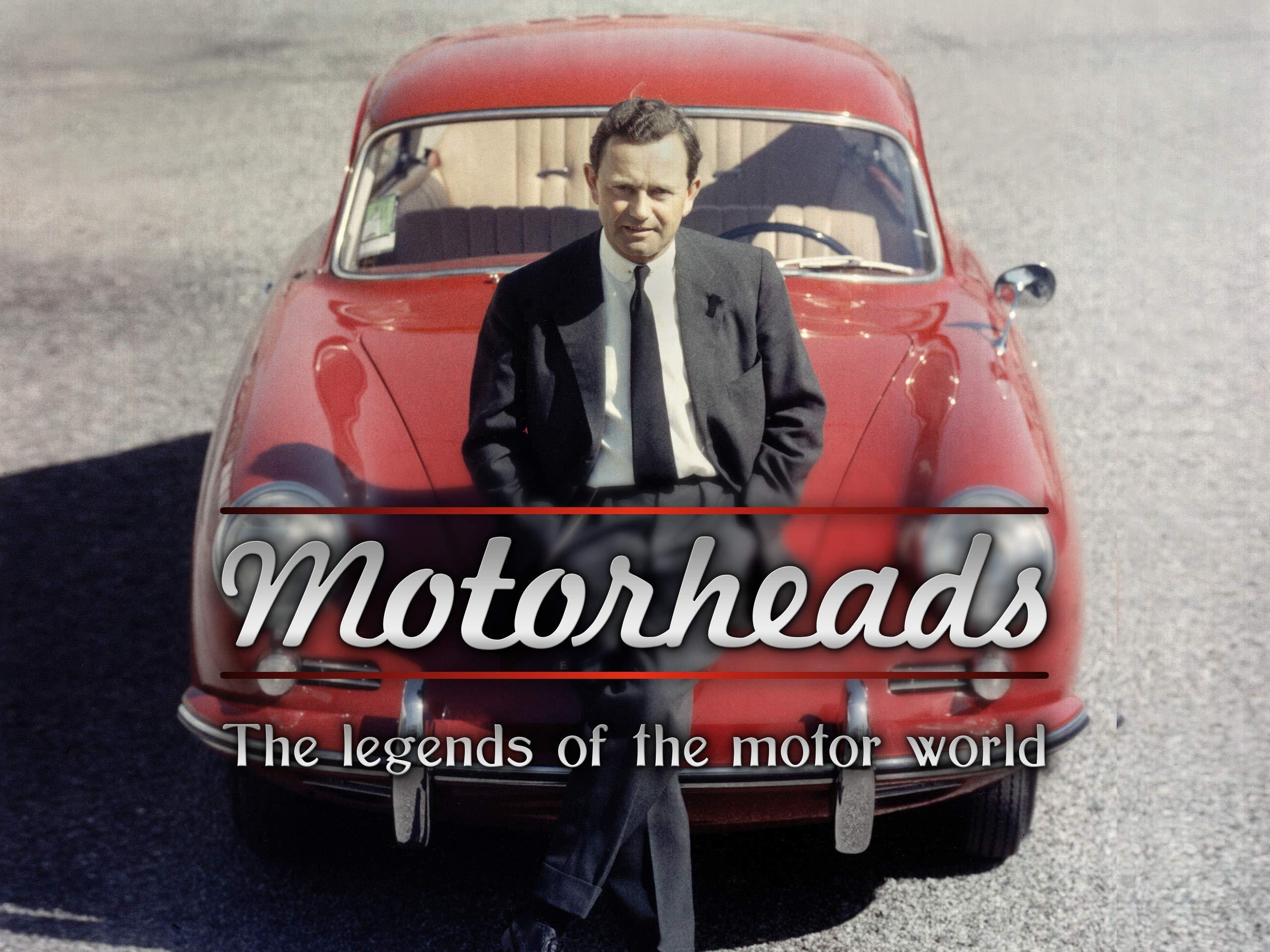 Motorheads on Amazon Prime Video UK