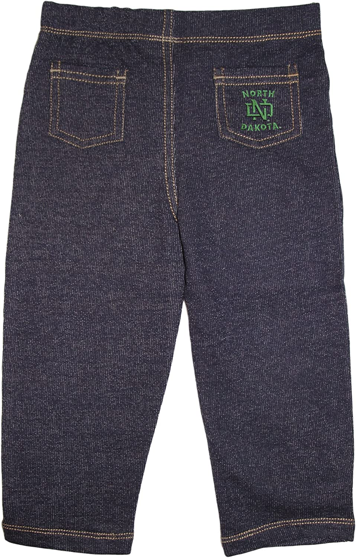 University of North Dakota Denim Jeans