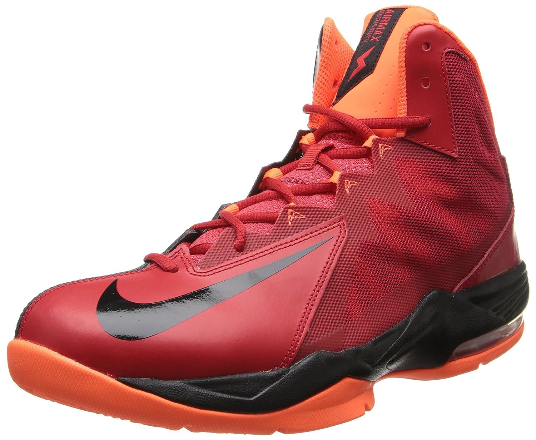 hot sale online 4505e ba092 Amazon.com   NIKE Men s Air Max Stutter Step 2 Gym Red Black Anthracite Hypr  Crmsn Basketball Shoe 11.5 Men US   Basketball
