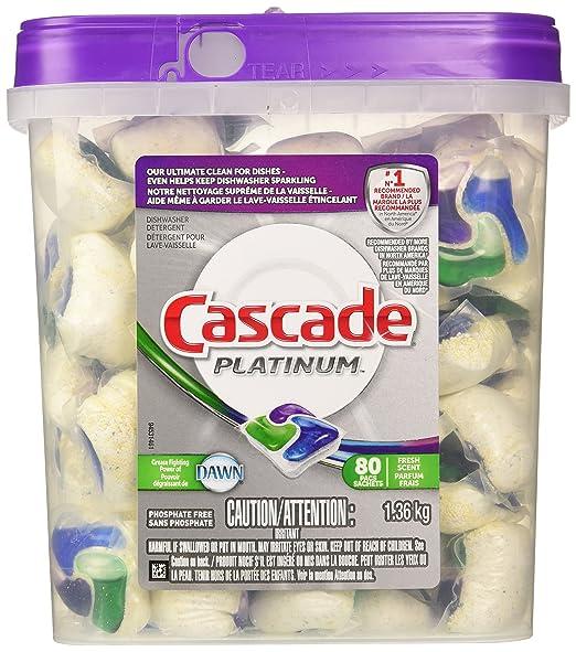 Cascade Platinum Pacs Review