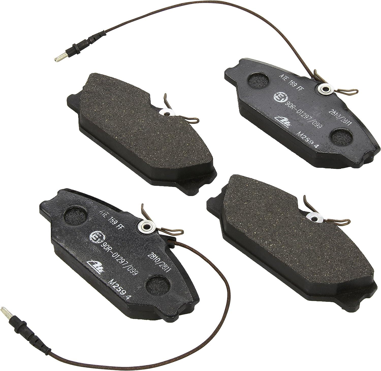Ate 13046029832 Disc Brake Shoe Set Auto