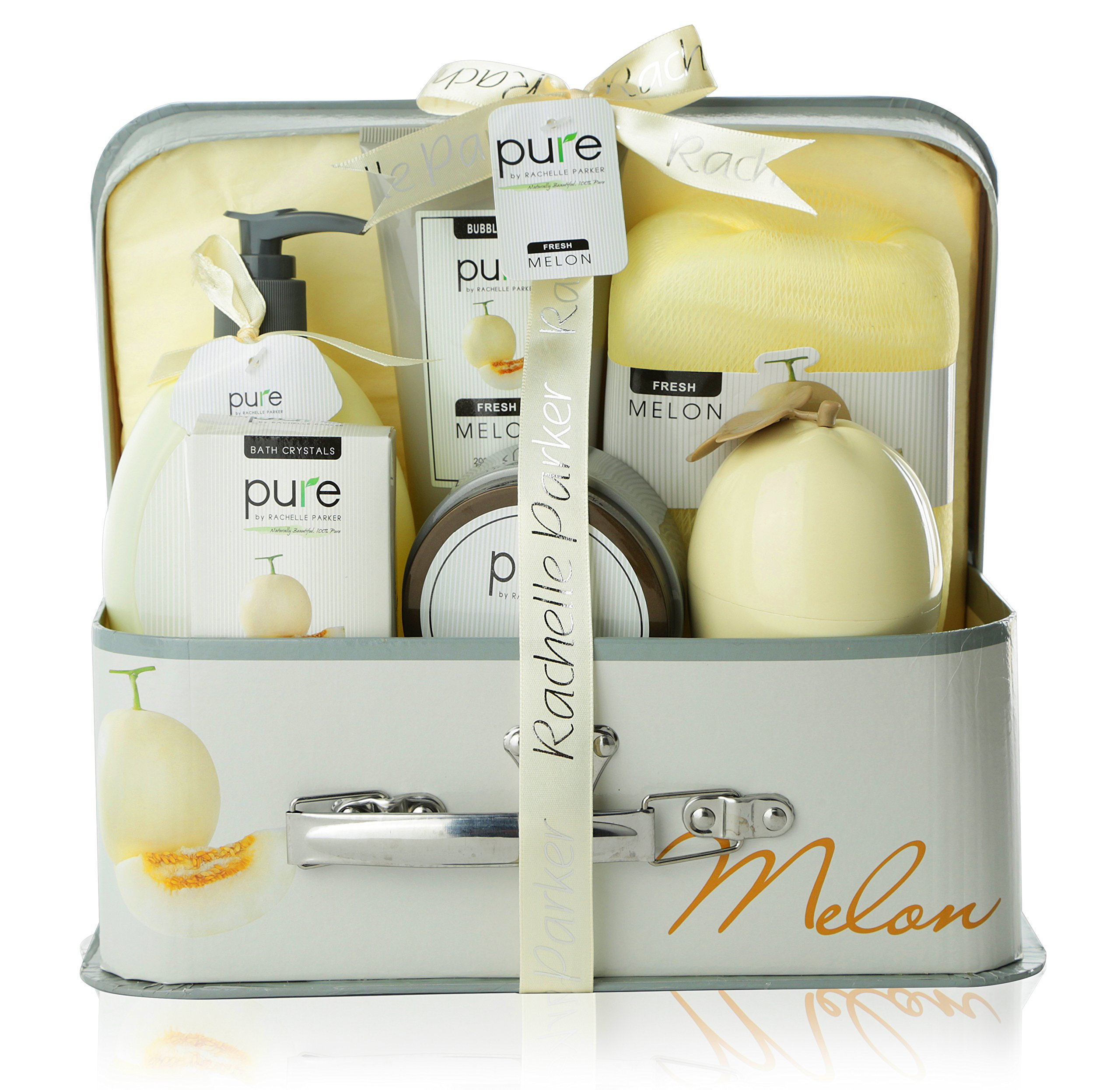 Essence of luxury spa gift basket bath set for High end gifts for women