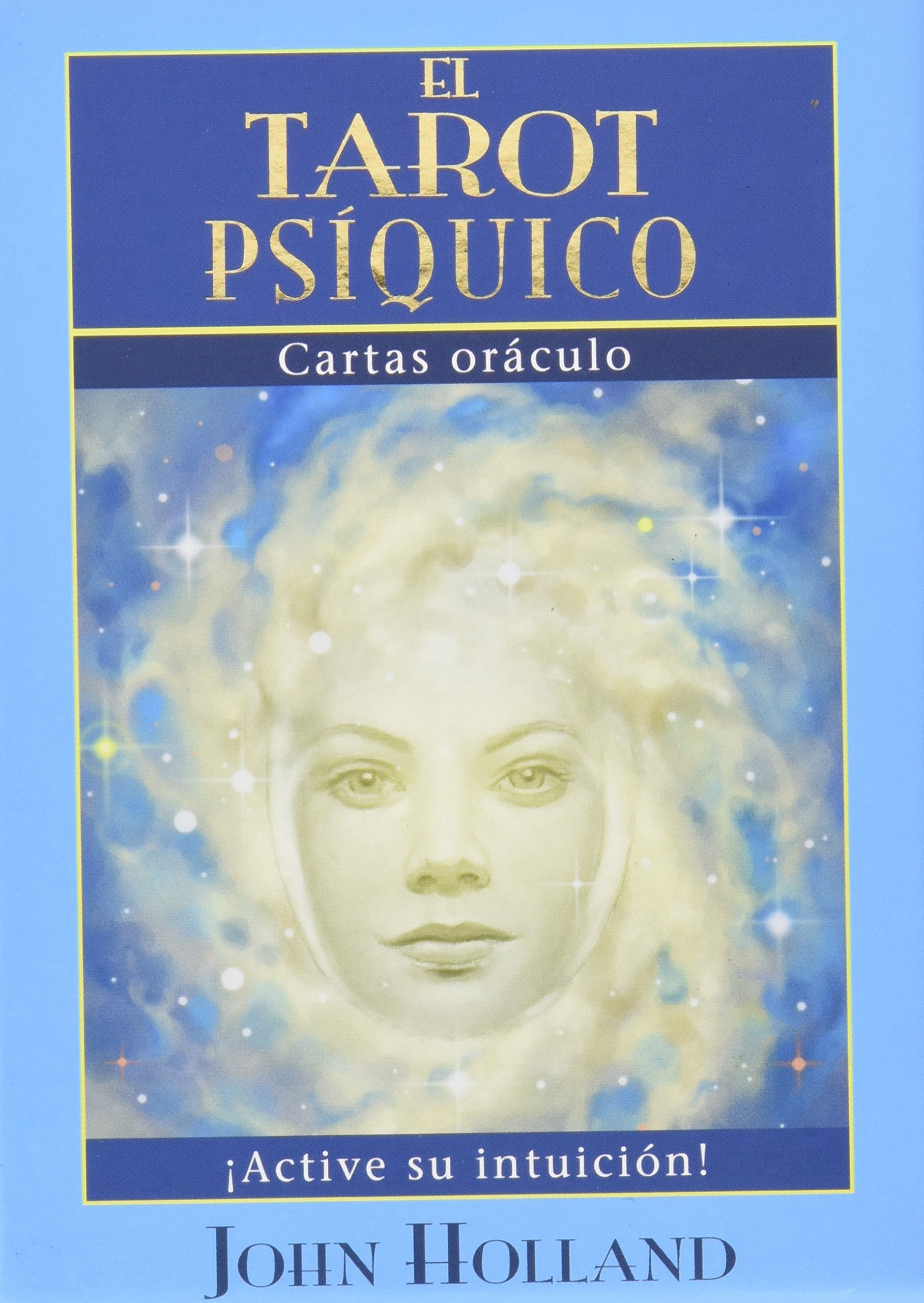 El Tarot psíquico: Amazon.es: John Holland: Libros