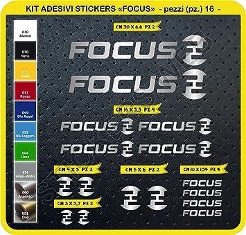 Pegatinas Bicicleta Focus Kit Pegatinas Stickers 16 piezas – Elige ...