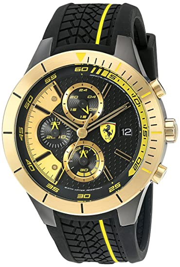 Ferrari Malla Me Up Cuarzo: Batería JAPAN Reloj 0830295