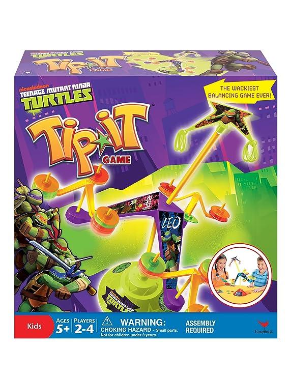 Teenage Mutant Ninja Turtles Tip It Game