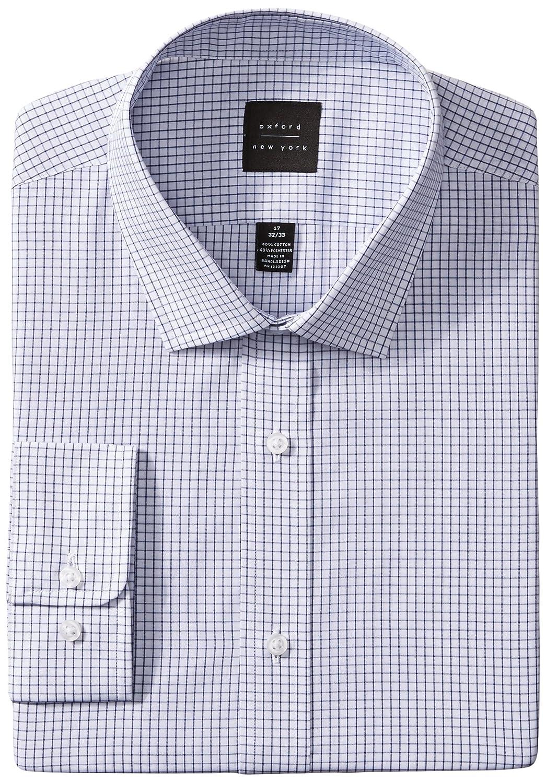 Oxford NY Men's Graph Check Spread Collar Oxford NY Men' s Apparel GA400435-100