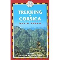 Trekking in Corsica (Trailblazer Trekking Guides)