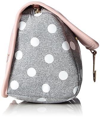 Womensecret 4842588, Bolsa para Lencería para Mujer, Gris (Grey), One Size (Tamaño del Fabricante:U): Amazon.es: Zapatos y complementos