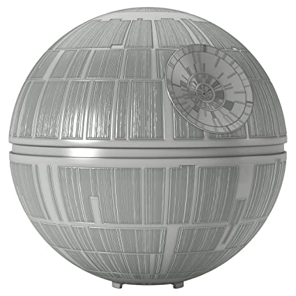 Amazon.com: Hallmark Disney Lucasfilm Wars Death Star Tree Topper ...