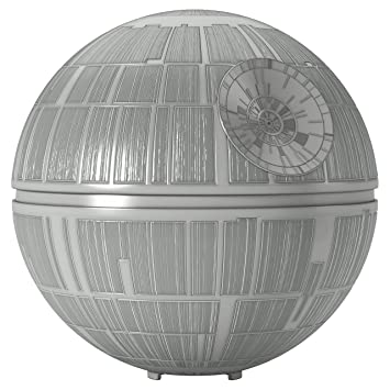 Image Unavailable. Image not available for. Color: Hallmark Disney  Lucasfilm Wars Death Star Tree Topper Keepsake Christmas Ornaments - Amazon.com: Hallmark Disney Lucasfilm Wars Death Star Tree Topper
