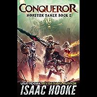 Conqueror (Monster Tamer Book 2) (English Edition)