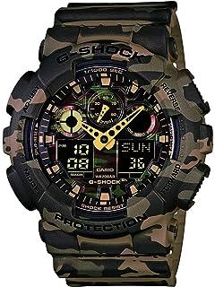 e54b73785d73 Casio Men s XL Series G-Shock Quartz 200M WR Shock Resistant Resin Color   Tan
