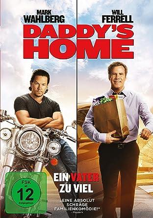 Daddys Home Ein Vater Zu Viel Amazonde Mark Wahlberg Linda