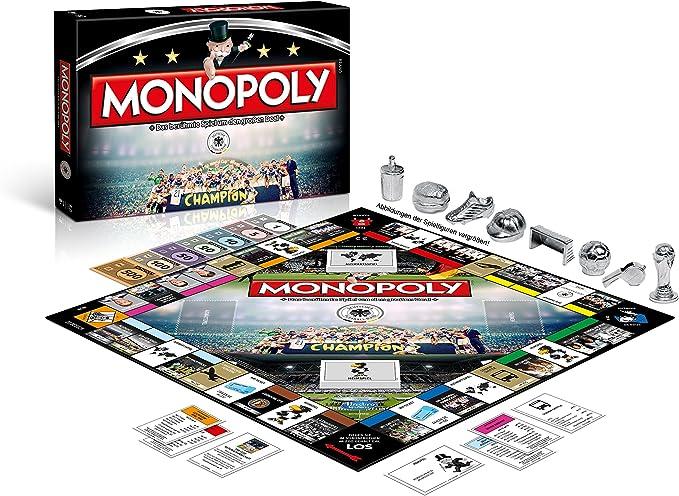 Hasbro Monopoly B0733398 – La equipación: Amazon.es: Juguetes y juegos