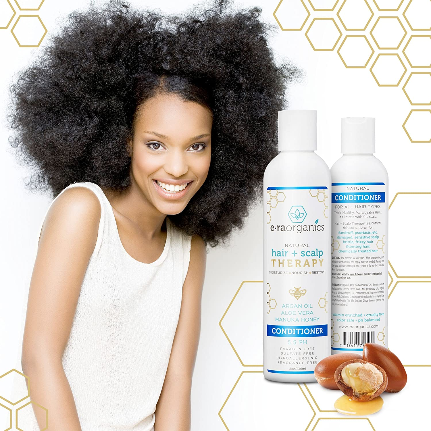 Amazon Argan Oil Conditioner For Dry Itchy Scalp Dry