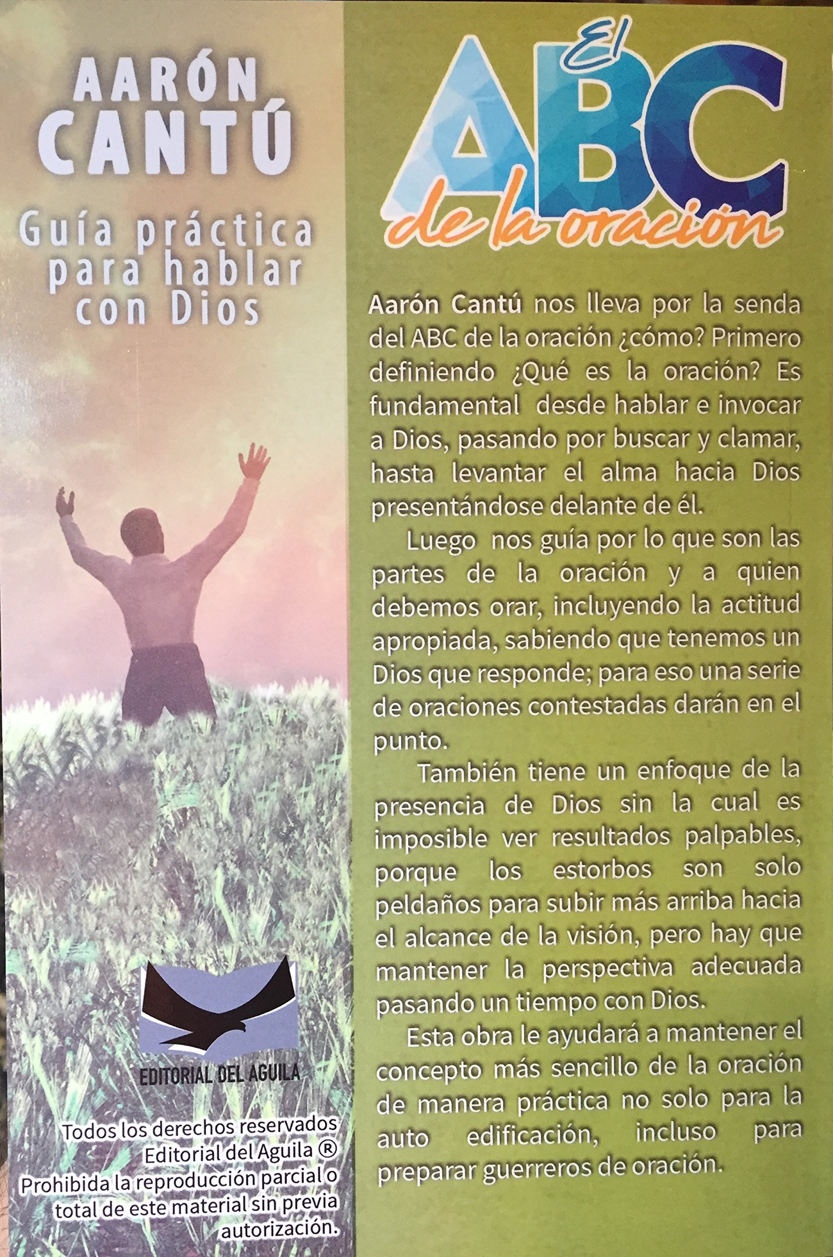 ABC de La Oracion, El (Spanish: The ABCs of Prayer ...