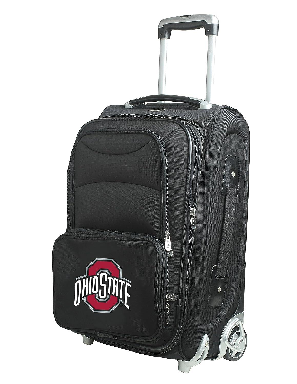 NCAA オハイオ州立 Buckeyes 21-インチ 機内持ち込みスーツケース B01J9OATU8