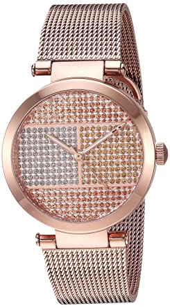 3eb5d780 Tommy Hilfiger Womens Quartz Glitter TH Logo Watch Boutique My