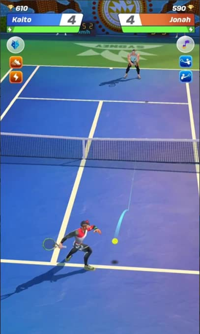 Amazon.com: Tennis Clash: Appstore for Android