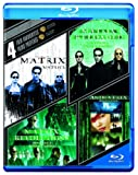 4 Film Favourites: The Matrix Collection (Bilingual) [Blu-ray]