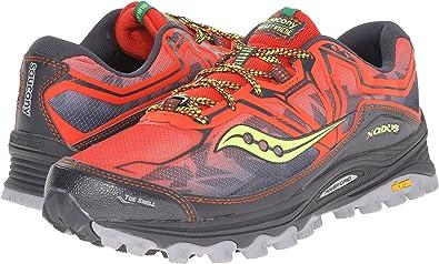 Saucony Xodus 6.0 del Hombres Trail Running Shoe: Amazon.es ...