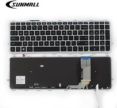 New keyboard for HP Envy 17t-j000 17t-j100 15-j000er 720245-001 NSK-CN4BV US