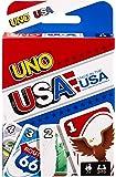 Mattel Games UNO USA Game
