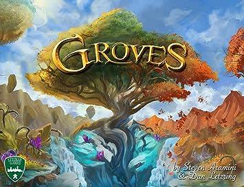 Blackfire Groves - Juego de Mesa [Inglés]: Amazon.es: Juguetes y juegos